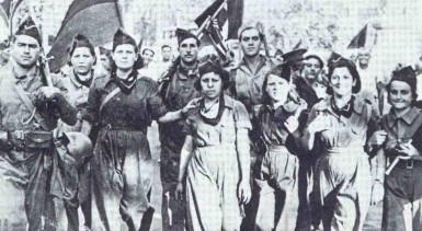 women-anarchist-militia