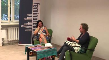 Akademia Feministyczna. Róbmy dym! Spotkanie z Agatą Araszkiewicz