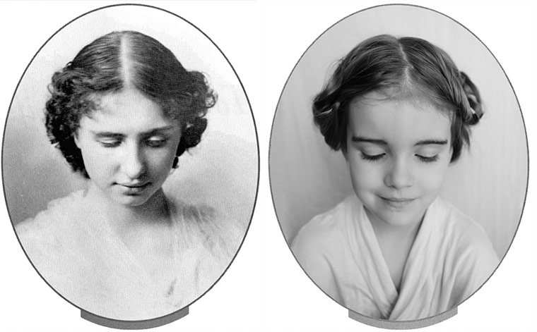 Helen Keller and Emma