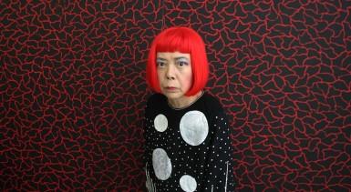Yayoi Kusama Binzento Vincente