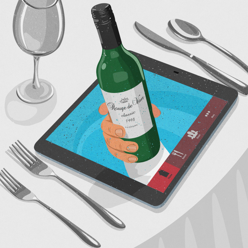 winepad