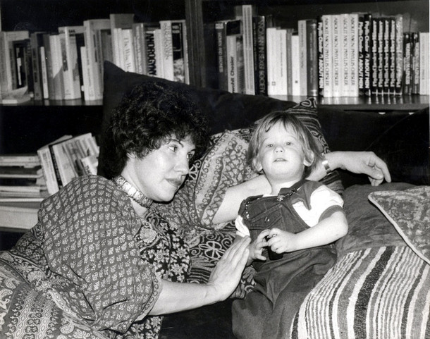 Phyllis and Ariel Chesler, 1979
