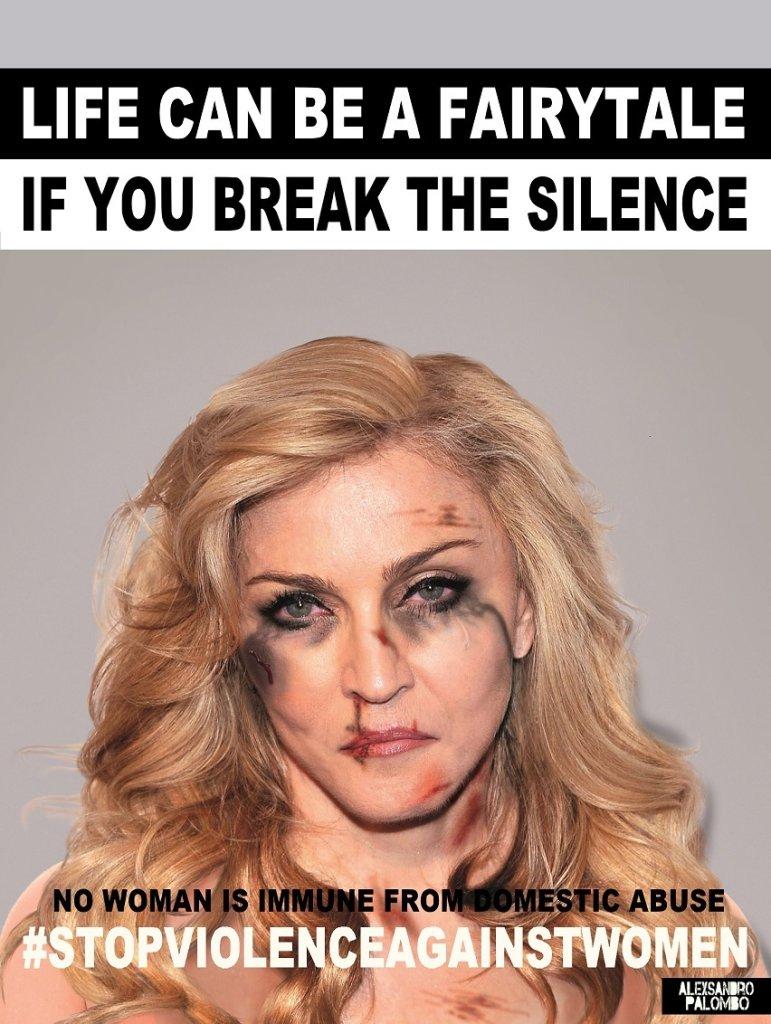 z19242939IH,Madonna-Ciccone--Seria-plakatow-opublikowanych-w-p
