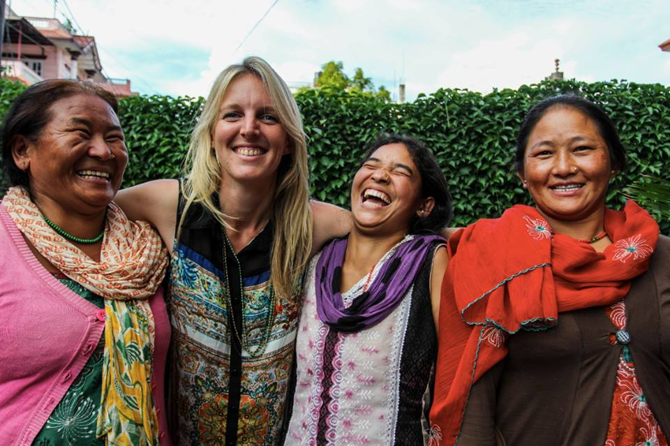 Seven Women Nepal_Stephanie Woollard