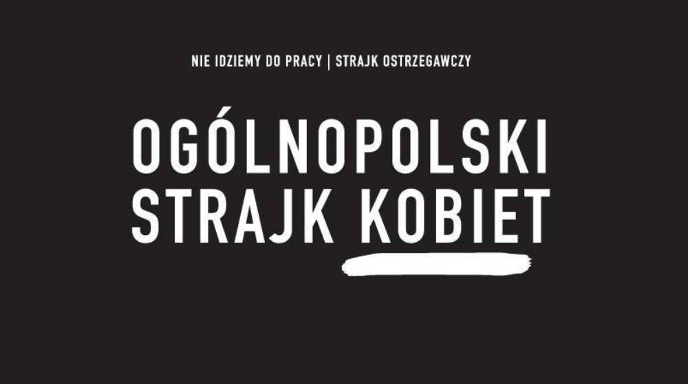 Chełstowska Historyczny Czarny Protest Codziennik