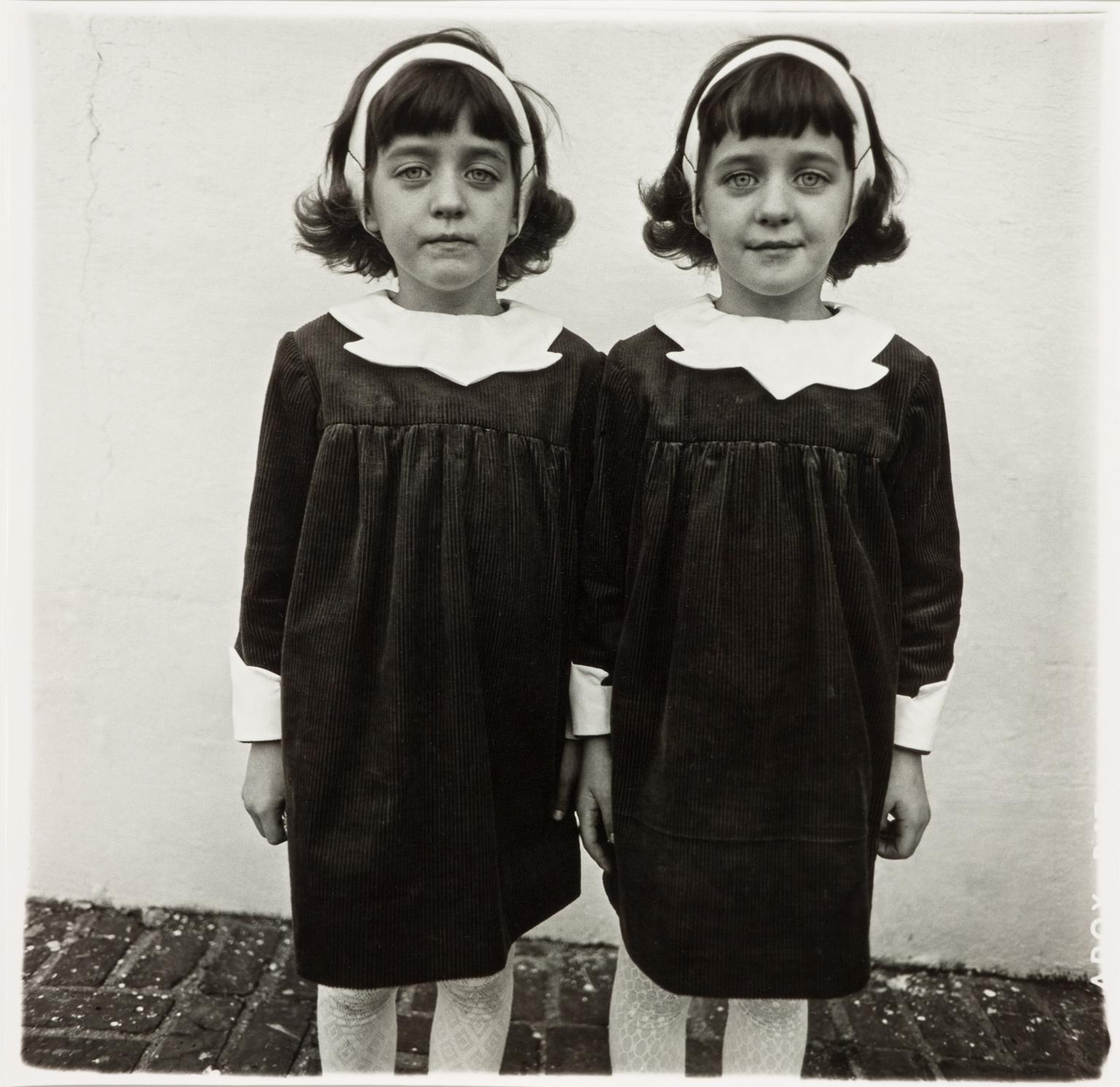 Diane Arbus - Identical Twins, Roselle, N.J. 1967